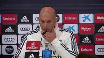 Zidane quizzed about Hazard but refuses to say he'd like him at Real Madrid