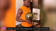 Aurier récompensé en Côte d'Ivoire, Aubam se moque de Guendouzi à Arsenal