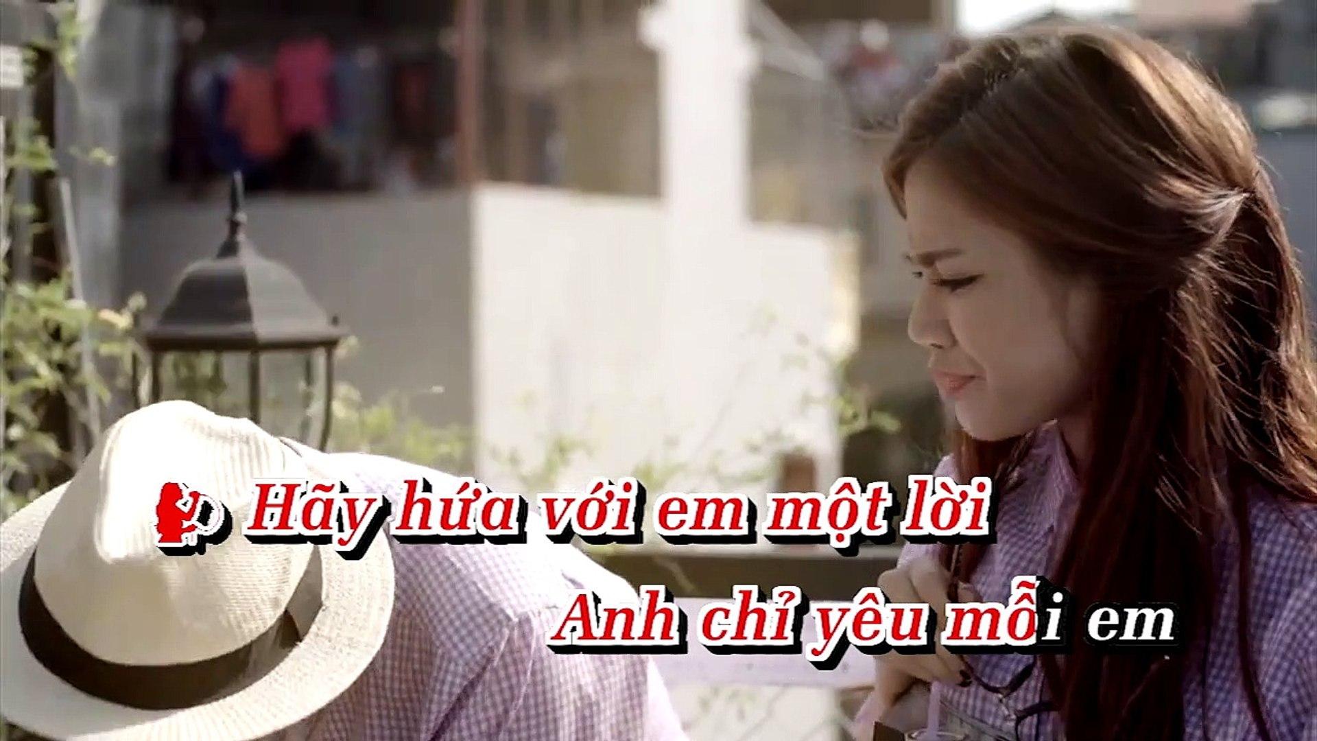 [Karaoke] Như Phút Ban Đầu - Tiến Việt Ft. Yến Lê [Beat]