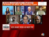 Firstpost The National Trust Survey: Experts discuss which is the most trusted party