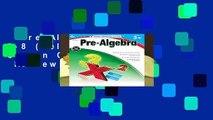 Pre-Algebra, Grades 5-8 (Kelley Wingate: Common Core Editions)  Review