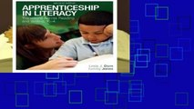 Apprenticeship in Literacy: Transitions Across Reading and Writing, K-4 Complete