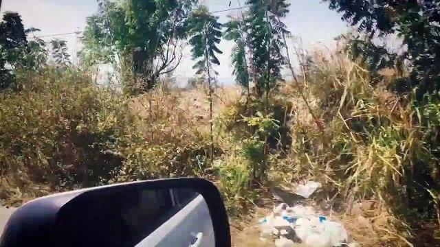 Frédéric Bérard en visite à Haïti