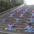 How is the preparation of Kung fu in the Shaolin Monastery of the Little Monks?