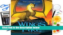 Full E-book  Darkness of Dragons (Wings of Fire #10)  Best Sellers Rank : #1