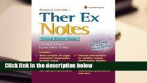 About For Books  Therapeutic Exercise Notes Complete