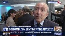 """Gérard Collomb: """"On ne peut qu'avoir un sentiment de révolte"""" face aux tags antisémites et racistes à Lyon"""