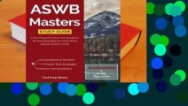 About For Books  Aswb Masters Study Guide: Exam Prep & Practice Test Questions for the Association