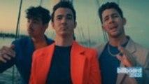 Jonas Brothers Share 80s-Inspired 'Cool' Video | Billboard News