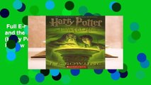 Full E-book  Harry Potter and the Half-Blood Prince (Harry Potter, #6)  Review
