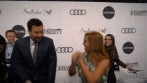 Jimmy Fallon Dances With Ali Stagnitta At Power Of Women 2019