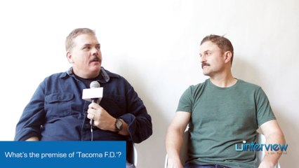 'Super Troopers' Stars Kevin Heffernan & Steve Lemme On New TV Series 'Tacoma F.D.'