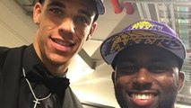 Lonzo Ball Parts Ways With Agent After Big Baller Drama!