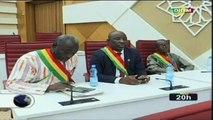 ORTM/Assemblée nationale - Résolution lu par le président de la commission éducation nationale sur la situation de l'éducation nationale