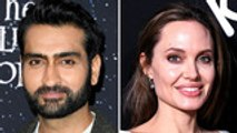 Kumail Nanjiani in Talks to Star in Marvel's 'The Eternals' With Angelia Jolie   THR News