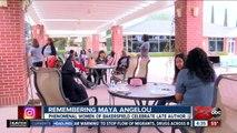Bakersfield women remember Maya Angelou