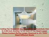 TiptonLight Invisible Ceiling Fan Chandelier Modern Minimalist Iron Fan Lamp Led Living