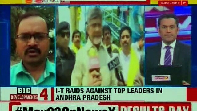 Chief Secretary of Andhra Pradesh transferred yesterday;Chandrababu Naidu alleges Political Vendetta
