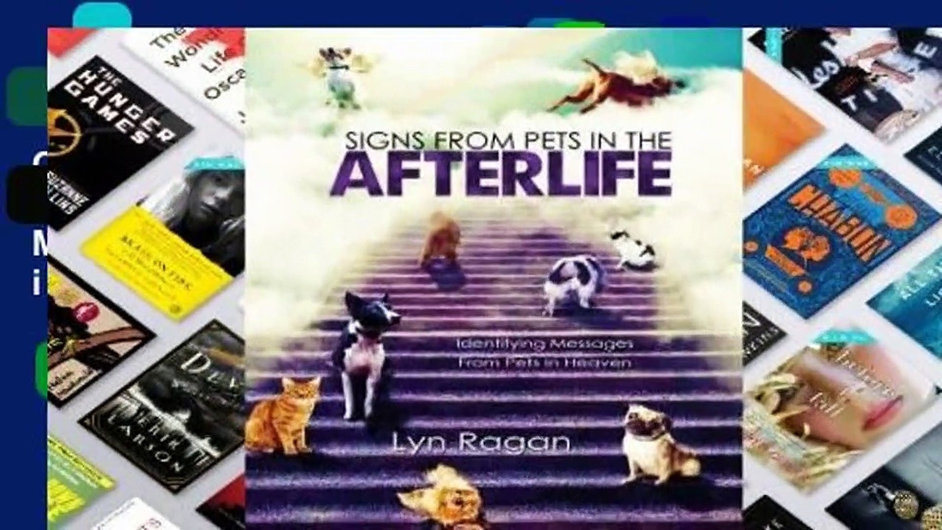 Online Signs from Pets in the Afterlife: Identifying Messages from Pets in Heaven  For Trial