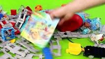 LEGO Duplo Trains, les grues, Voitures & de chemin de Fer pour les Enfants | le Train/le Train Unboxing français | Gertie S. Bresa