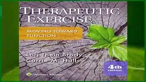 R.E.A.D Therapeutic Exercise (Therapeutic Exercise Moving Toward Function) D.O.W.N.L.O.A.D