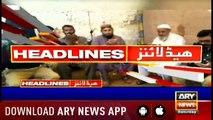 Headlines ARYNews 1200 6th April 2019