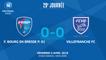 J29 : Bourg-Peronnas 01 - FC Villefranche B. (0-0), le résumé