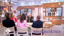 """Patrick Sébastien tacle Marlène Schiappa dans """"C à vous"""" : """"La ministre de la télé, elle a tout fait sauf Le Jour du Seigneur"""" - Vidéo"""