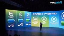 Ford Kuga et Ford Explorer les deux nouveaux SUV hybrides en vidéo