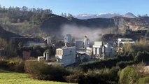 La contaminación de la cantera de la Belonga en Oviedo sigue causando polémica