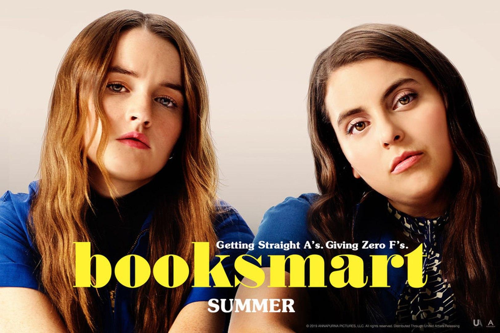 Booksmart cover image