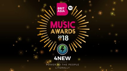 BritAsia TV Music Awards 2018