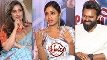 Sai Dharam Tej & Nivetha Pethuraj Ugadi Special Interview About Chitralahari || Filmibeat Telugu