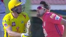 IPL 2019 CSK vs KXIP: Shane Watson departs, Ravichandran Ashwin Strikes   वनइंडिया हिंदी