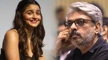 Alia Bhatt reveals a big secret of Sanjay Leela Bhansali's Inshallah,Find here   FilmiBeat