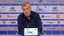 Bruno Génésio affirme que seuls 5 clubs européens font mieux que l'OL cette saison