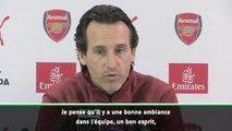 """Arsenal - Emery """"heureux"""" avec Mesut Özil"""