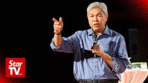 Zahid: Najib is very popular now and truth will prevail for him