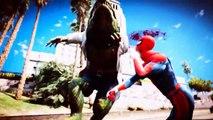 SPIDER-MAN VS THE LIZARD - Insomniac Spiderman vs Lizard