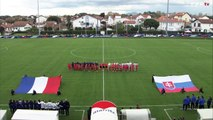 U19 TOUR ELITE Féminines : France - Slovaquie, Samedi 6 avril, 17h I FFF 2018-2019 (3)