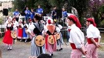Danse folklorique avec Nice la belle