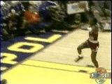 NBA BASKET BALL - Slam dunk mickael Jordan