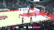 LFB 18/19 - J22 : Roche Vendée - Lyon