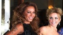 Celebrity Close Up: Geri Horner And Mel B
