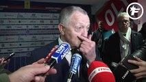 OL : Jean-Michel Aulas recadre les supporters