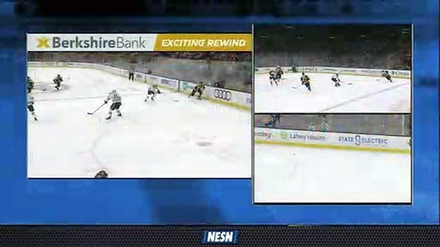 Brad Marchand Has Been Clutch For Bruins At TD Garden