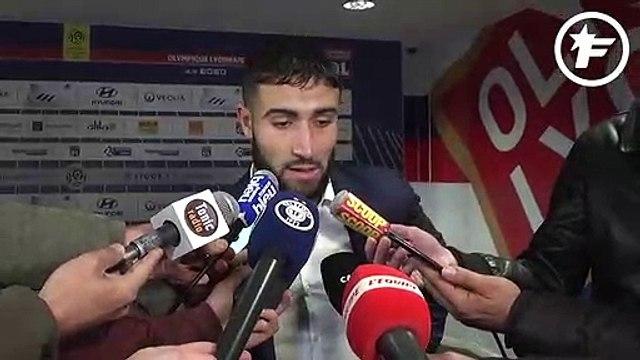 OL : l'inquiétude de Nabil Fekir