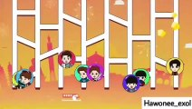 [Sub Indo] Travel The World EXO's Ladder Season2 Ep 28