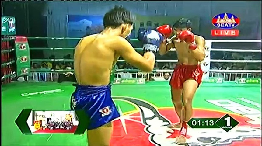 Chhean Hong, Cambodia Vs Thai, Ken Sak, Khmer Boxing 06 April 2019, International Boxing, Kun Khmer Boxing | Godialy.com
