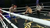 Siar Ozgul vs Chris Adaway (22-02-2019) Full Fight